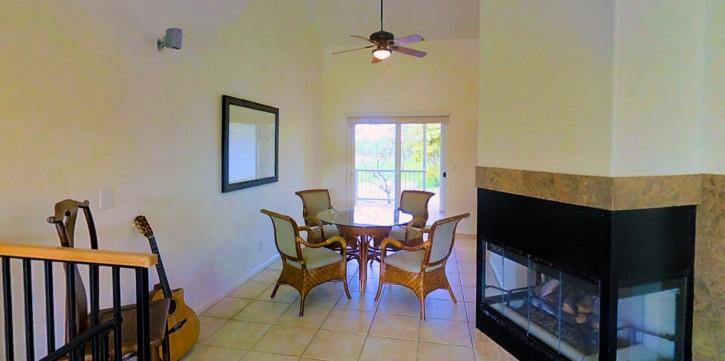 Kapaka Princeville Home For Sale Kauai North Shore Lanai Dining Room