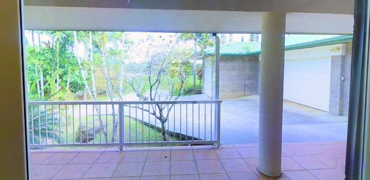 Kapaka Princeville Home For Sale Kauai North Shore Lanai Driveway 2