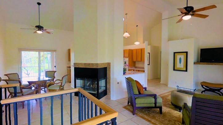 Kapaka Princeville Home For Sale Kauai North Shore Lanai Living and Dining