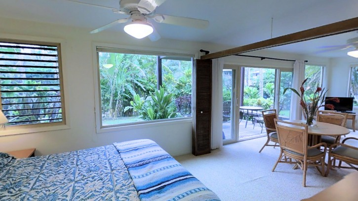 Hanalei Colony Resort Condo Haena Kauai Real Estate L1 159