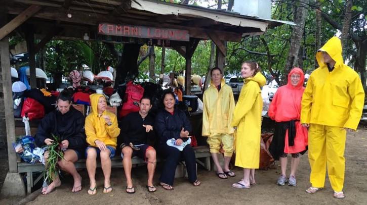 Canoe Outrigger Kauai Ohana Aloha Hawaii