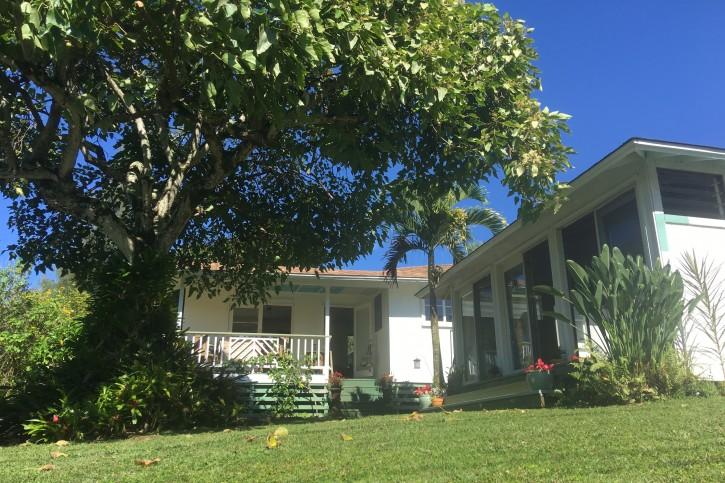 kauai real estate kilauea house for sale cottage