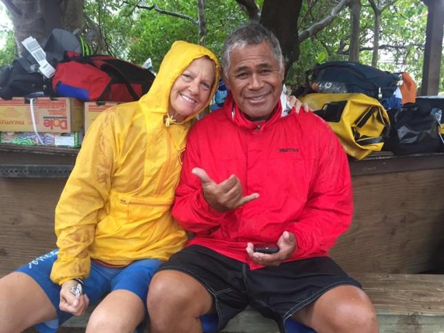 Kimo Keo Kauai Outrigger Voyaging Canoe Society