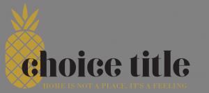 Choice Title, Hero Program, Baton Rouge