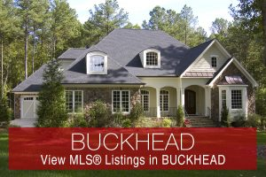 Upscale suburban house for sale in wooded setting