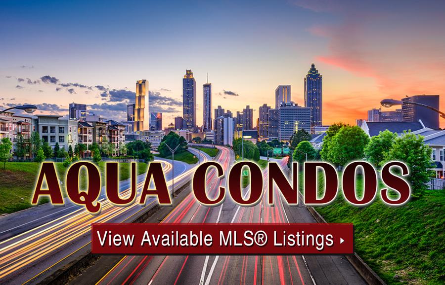 Aqua Midtown Condos For Sale - Atlanta