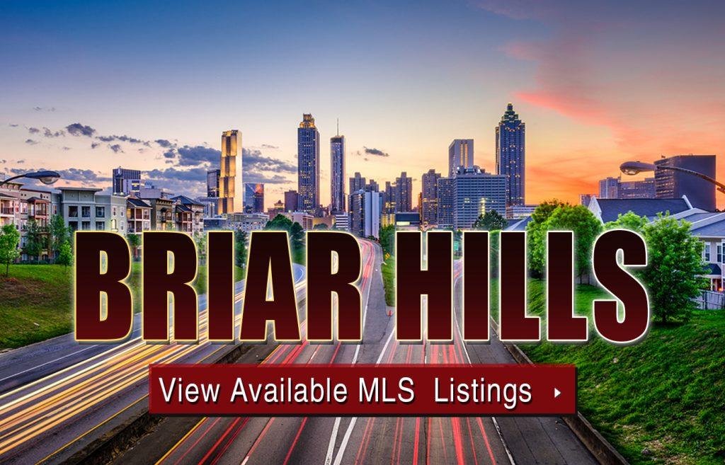 Briar Hills Condos For Sale Atlanta