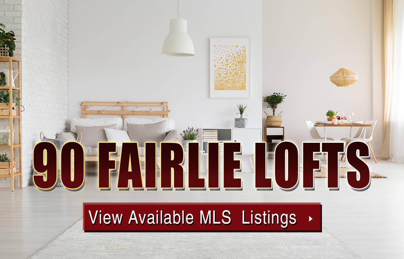 90 Fairlie Lofts For Sale