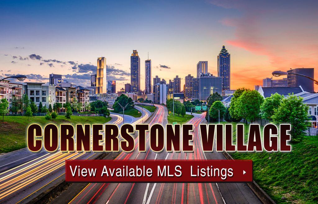 Cornerstone Village Condos Atlanta