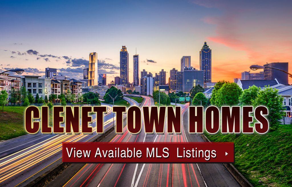 Clenet Town Homes Atlanta