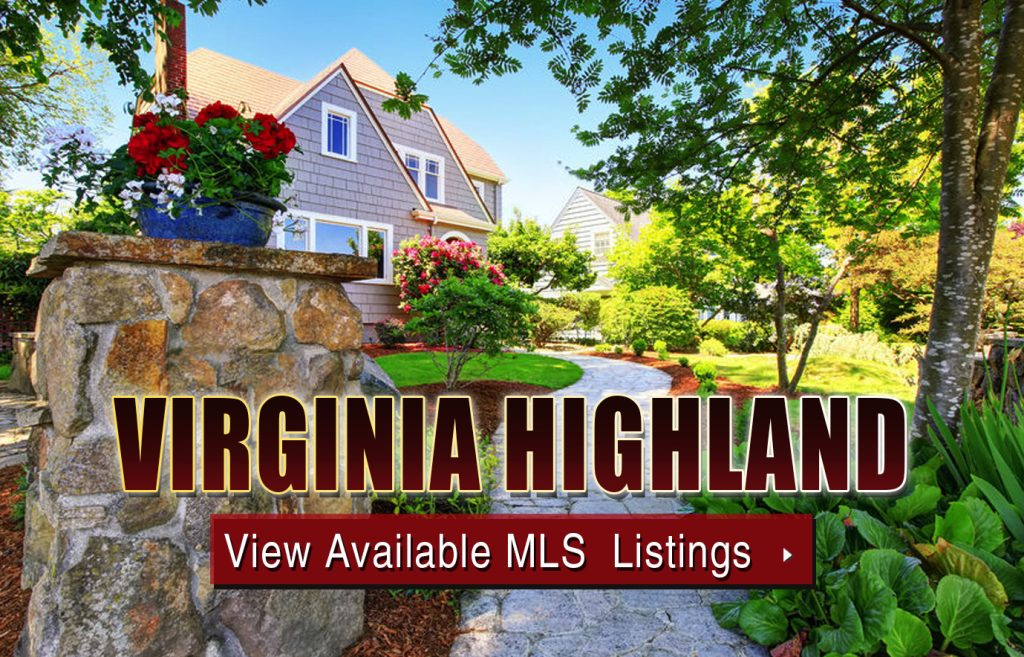 Virginia Highland Homes For Sale