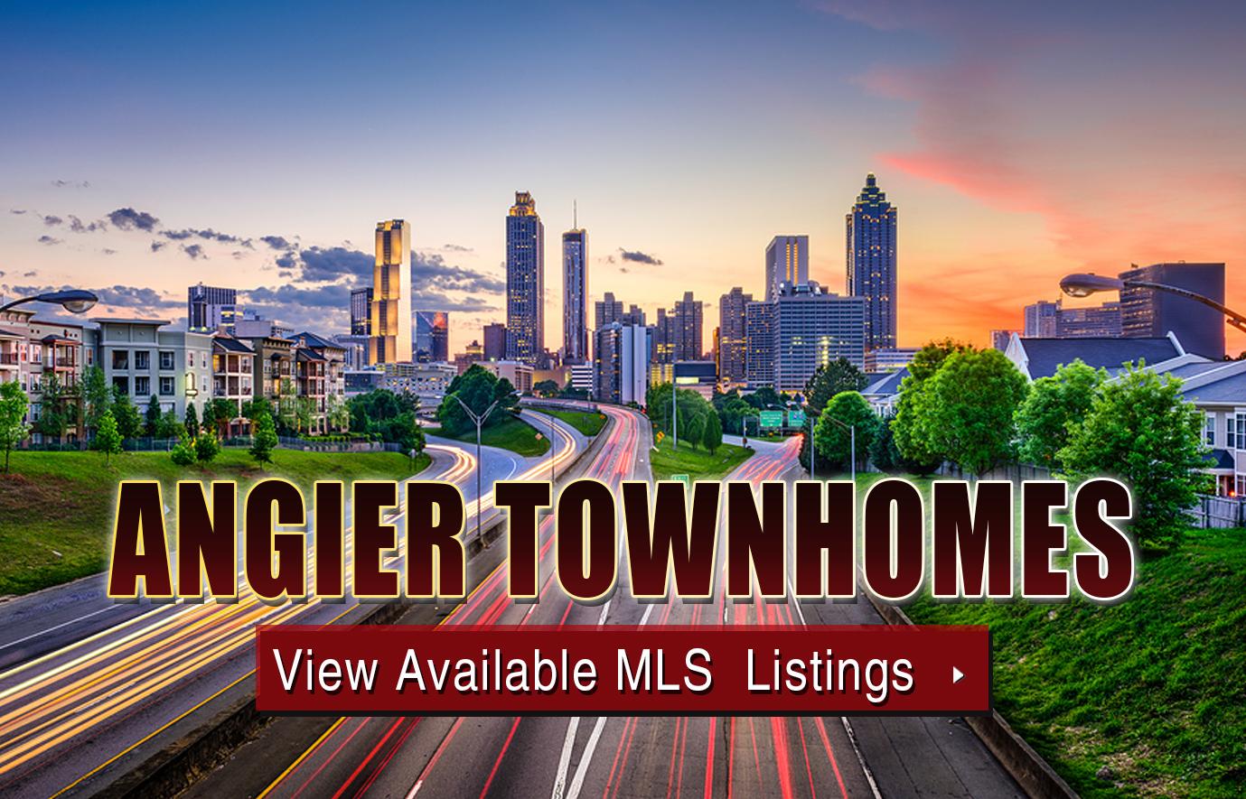 Angier Townhomes Atlanta