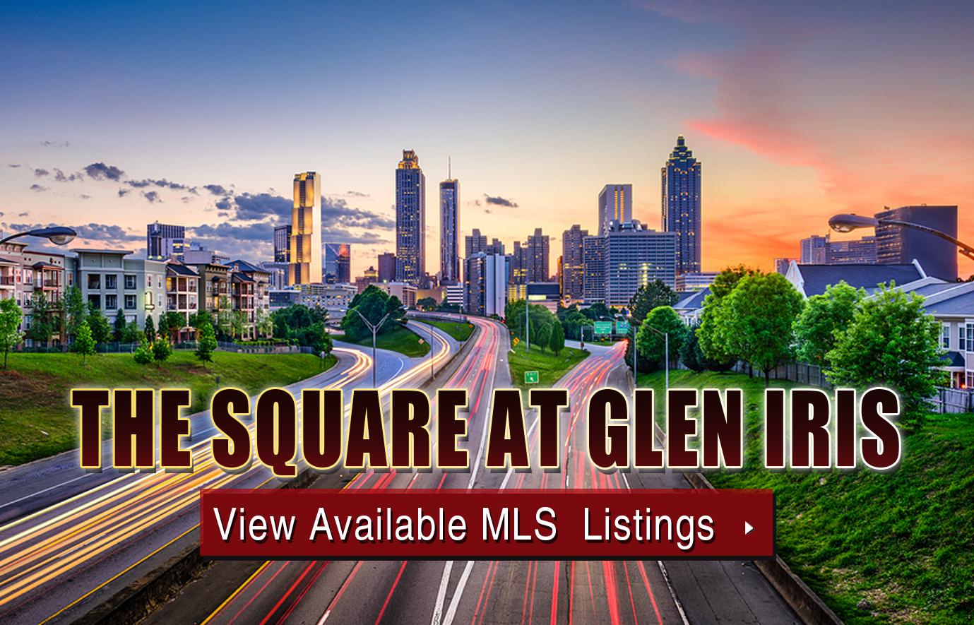 Square at Glen Iris Townhomes Atlanta