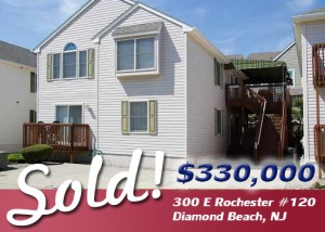 SOLD: 300 East Rochester, Diamond Beach, NJ