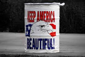 Keep America Beautiful has a local affiliate to help your neighborhood