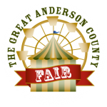 Come visit The Great Anderson County Fair today through May 8