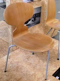 Some chairs may look interesting, but make sure they're comfortable too
