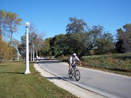 Go out and enjoy the many bike trails near you