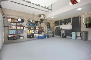 Keep your garage organized and clean for homebuyer visits