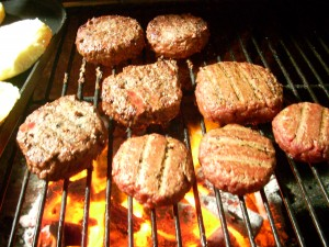 Make sure you clean your grill inside-and-out before summer's end