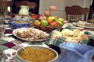 Make sure you are prepared for your guests and messes this Thanksgiving