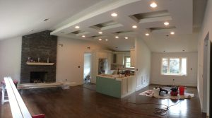 Finding a good contractor is important because they will be in your home until the job is done