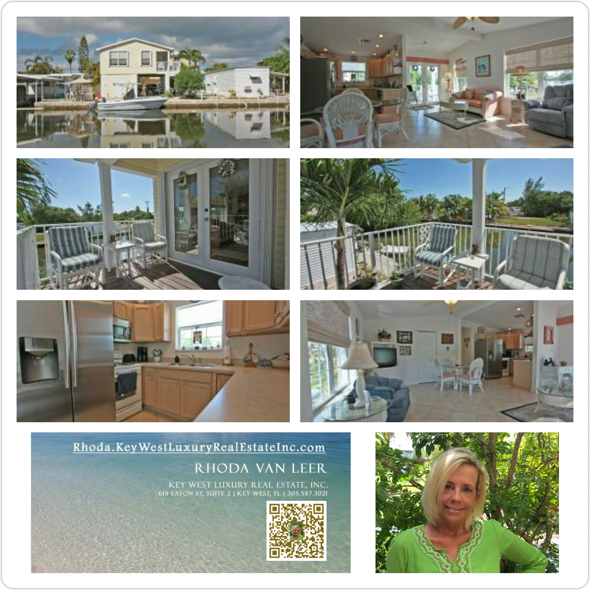Sold: 31508 Avenue F in Big Pine Key [Buyer Side] by Rhoda Van Leer