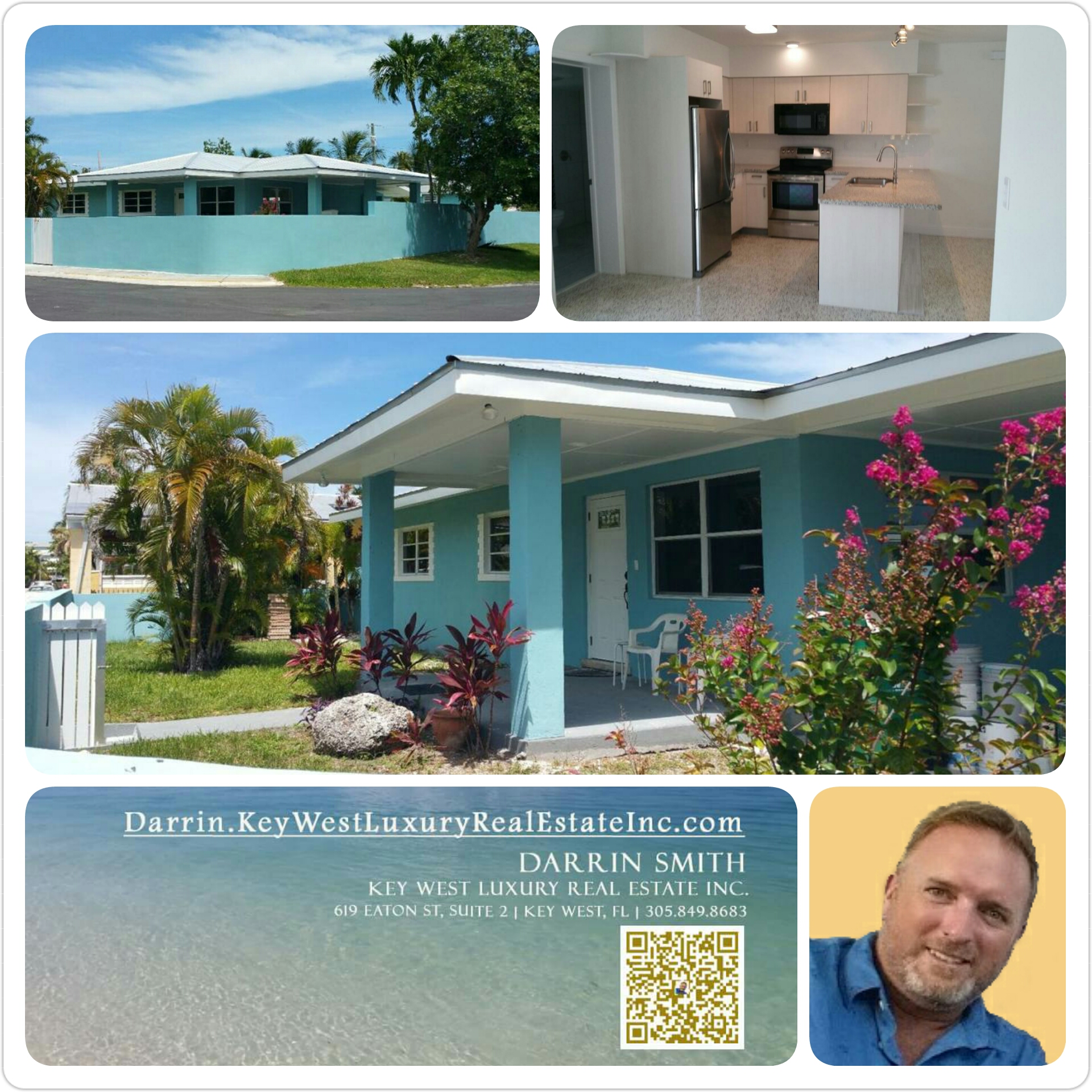 2800 Patterson Ave, Key West is FOR SALE! Listed with Darrin Smith, Key West Luxury Real Estate Inc   305.849.8683   Darrin.KeyWestLuxuryRealEstateInc.com