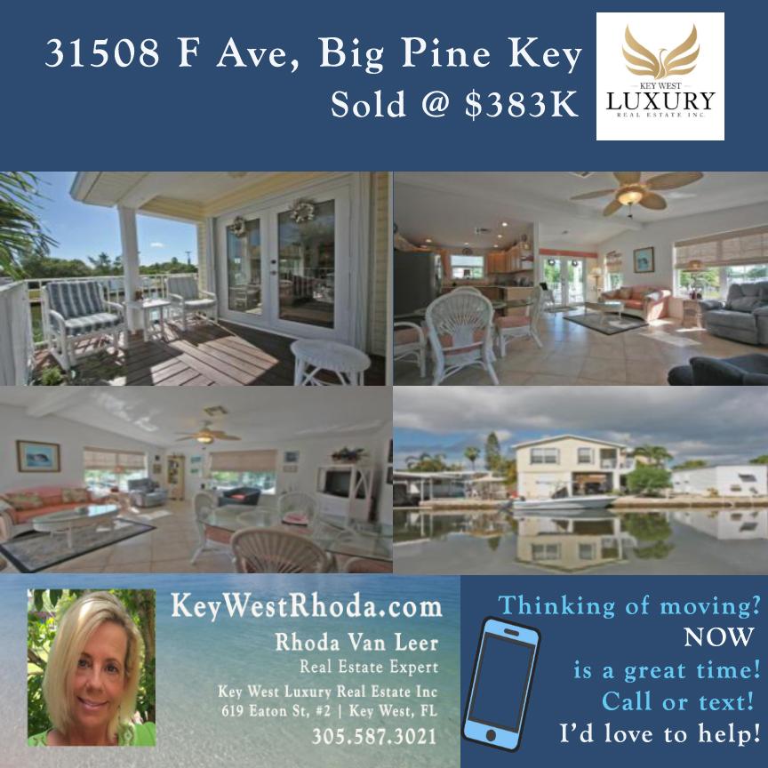 31508 Ave F | Rhoda Van Leer | KeyWestRhoda.com | 305.587.3021