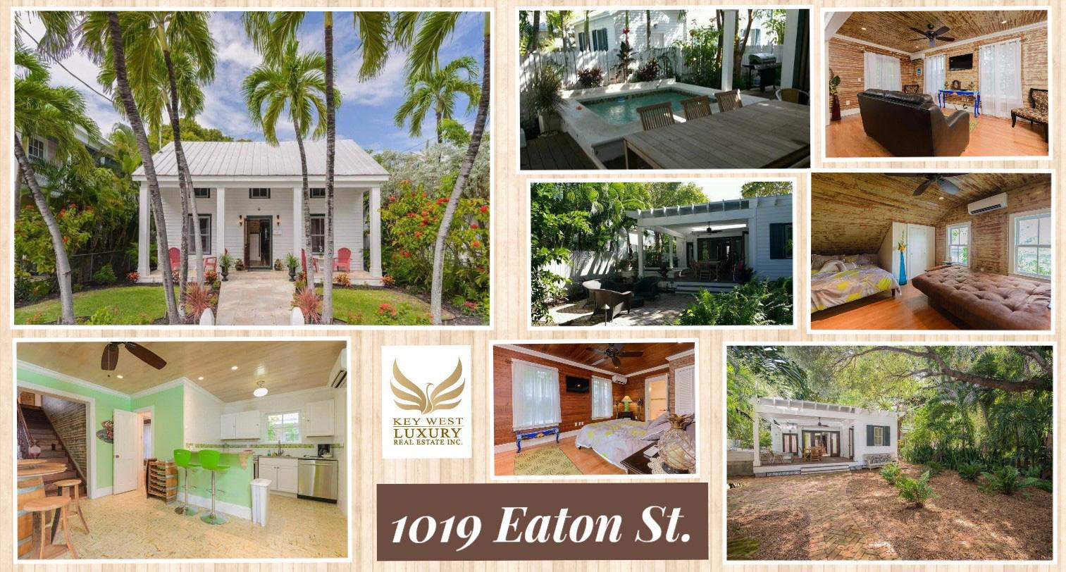 1019 Eaton St. is FOR SALE! | Dan Serban | 305.797.2352 | KeyWestDan.com
