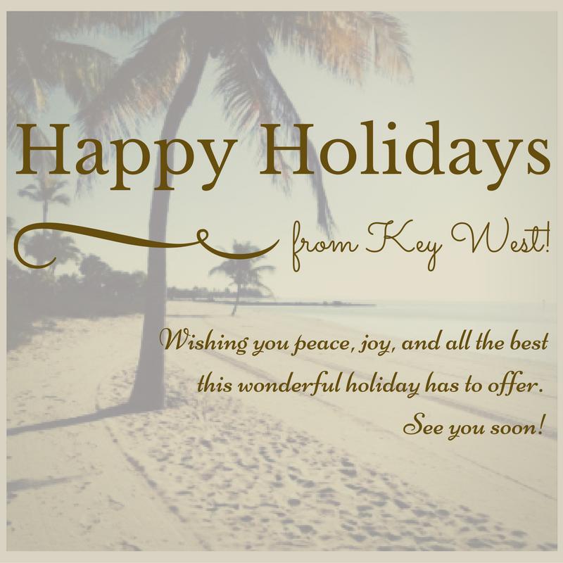 Happy Holidays, Key West Luxury Real Estate Inc