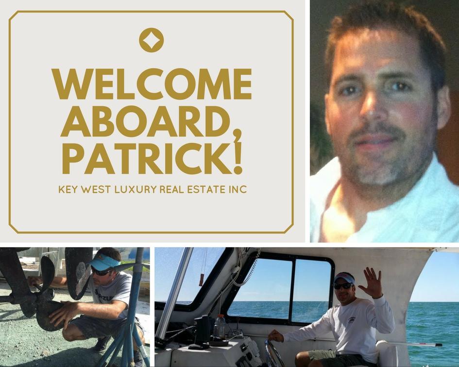 Patrick Godsell | 305.587.1188 | Patrick.KeyWestLuxuryRealEstateInc.com | Key West Luxury Real Estate Inc