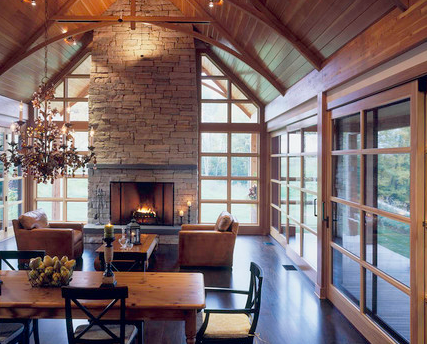 hendersonville cabin home