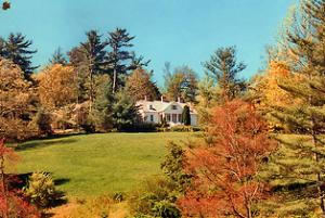 flat rock house