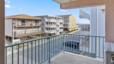 Beach House 301 balcony