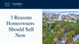 3 Reasons Homeowners Should Sell Now in Ocean City