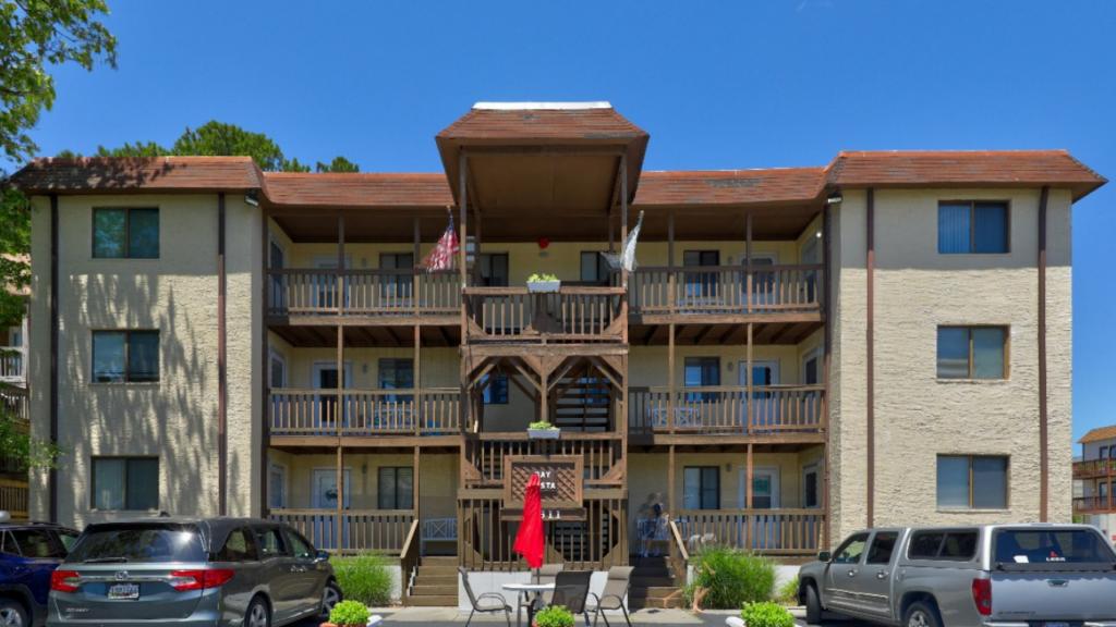 Bay Vista 102, Ocean City, Maryland