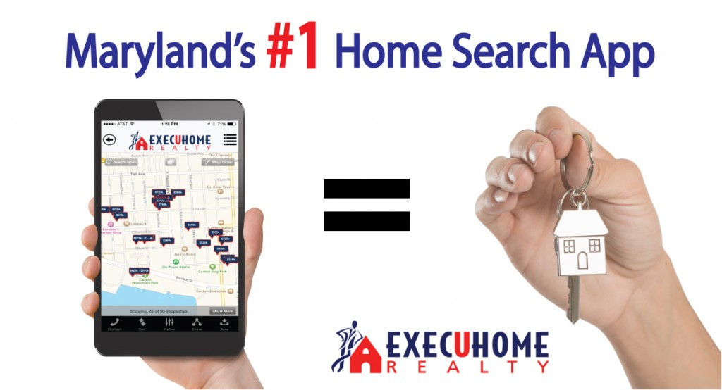 CLICK HERE TO DOWNLOAD MARYLAND'S BEST MOBILE REAL ESTATE APP!