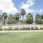 Sun City Palm Desert Sign