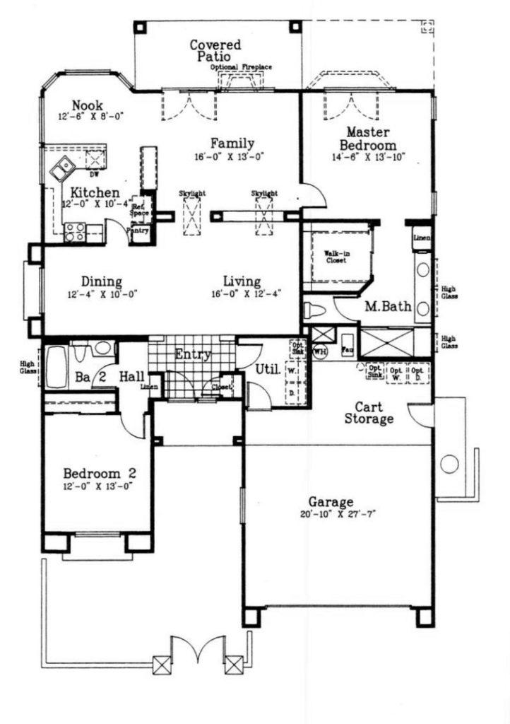 Dublin Floor Plan