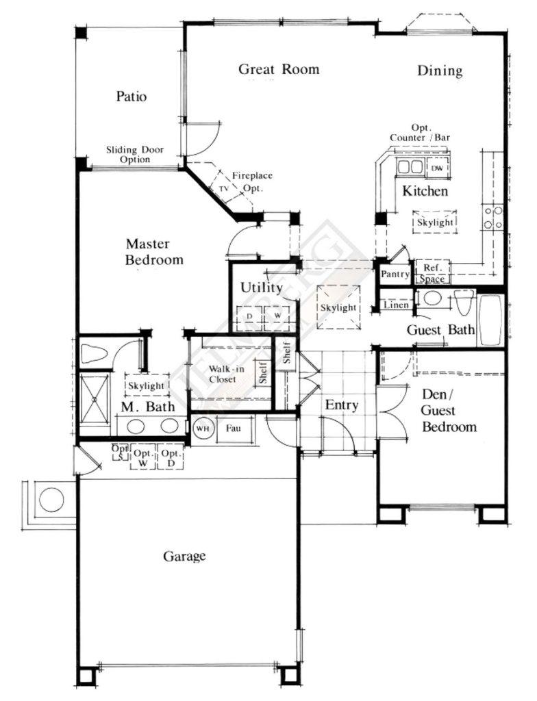 Towle Floor Plan
