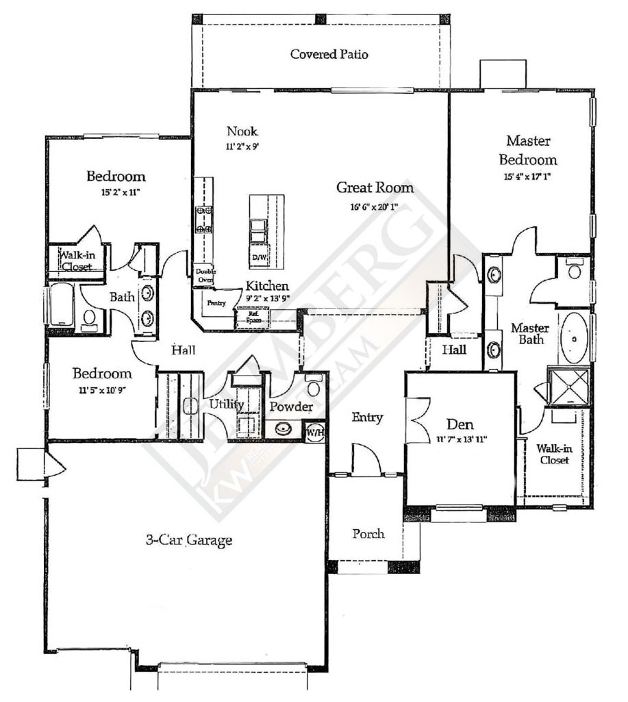 San Rafael Floor Plan