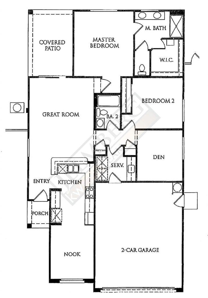 Montoya Floor Plan