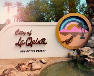 La Quinta City Signage