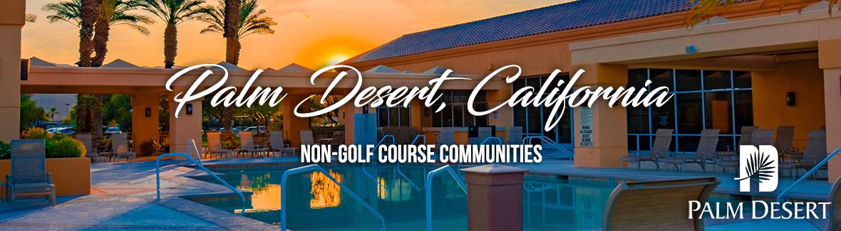 Palm Desert Communities