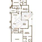 CAMINATA Model Floor Plan Trilogy Polo Club