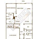 Refresh Floor Plan Model Trilogy Polo Club