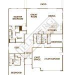 Liberty Floor Plan Model Trilogy Polo Club