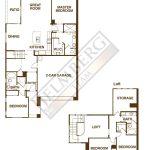 Muros + Loft Floor Plan Trilogy Polo Club
