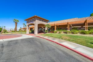 Clubhouse at Indian Palms